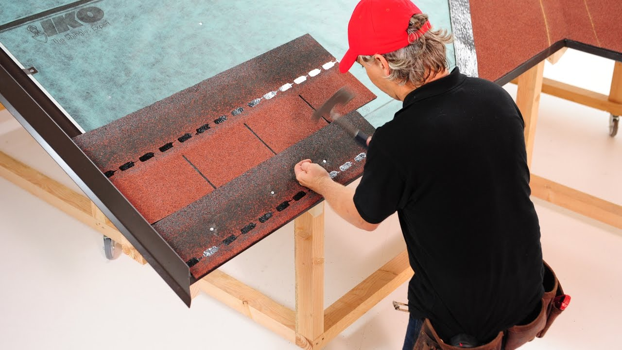 How To Install Iko Roof Shingles Basic Online Training