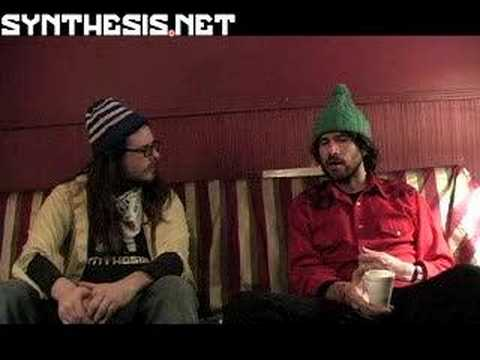 Synthesis.net Interview with Super Furry Animals