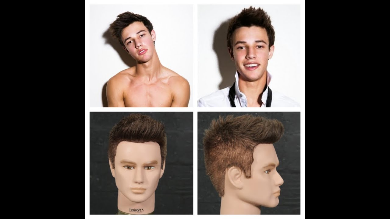 Cameron Dallas Haircut Youtube