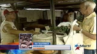 Vertiginoso aumento de desabastecimiento de alimentos en Cuba