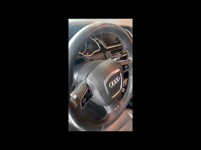 🔥 Présentation Audi RS5 de 2011 et 72300Kms  Vo23681
