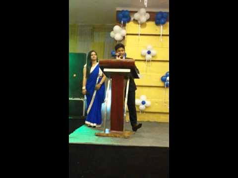 farewell speech for seniors b tech Awesome poetry on b-tech life by amit sharma - farewell 2k16 amg octaves farewell speech to seniors by awesome farewell speech by student of.