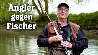 Angler gegen Fischer: Streit um Frankreichs Lachse (SPIEGEL TV für ARTE Re:)