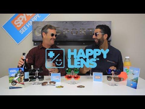 How to Choose SPY HAPPY Lenses | SportRx