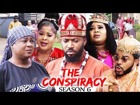 THE CONSPIRACY SEASON 6(Trending New Movie)Fredrick Leonard & Uju Okoli 2021  Nigerian Movie 720p