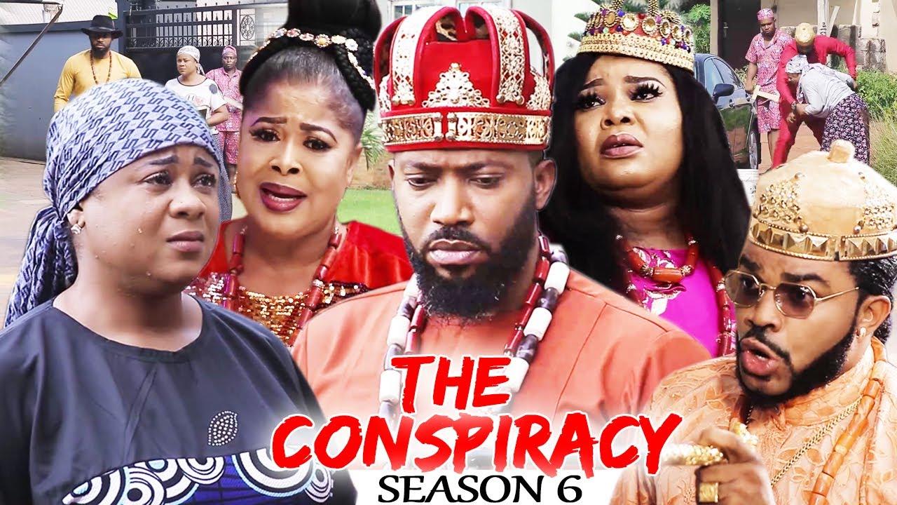 Download THE CONSPIRACY SEASON 6(Trending New Movie)Fredrick Leonard & Uju Okoli 2021  Nigerian Movie 720p