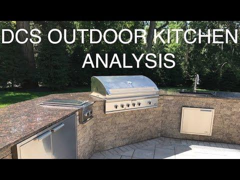 DCS Outdoor Kitchen Review - Curtos.com