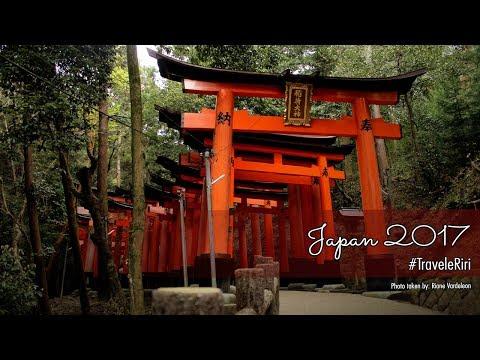 TraveleRiri: Japan 2017 Part 3 of 3