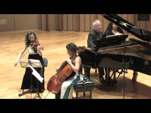 Camerata Pacifica — Brahms, Piano Trio in B Major, Opus 8, 3rd movement.mp4