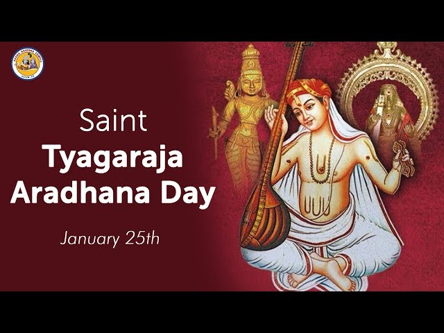 Saint Tyagaraja Aradhana Day - Celebration of Carnatik Music and Devotion