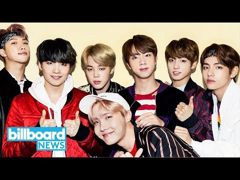 BTS Shares Promo Images for 'Love Yourself: Answer' | Billboard News