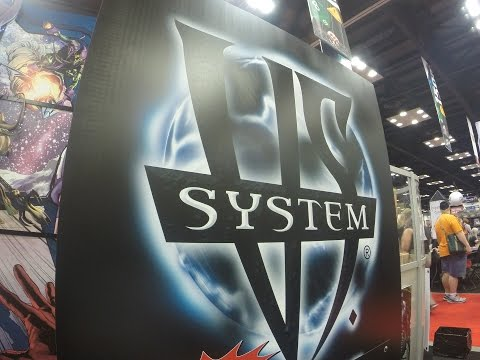 Gamersledge Exclusive Interview with Jason Brenner from Upper Deck about the VS. System Relaunch