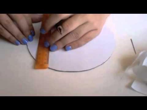 Porta orecchini fai da te sia con la farfallina che con la monachella youtube - Porta cd fai da te ...