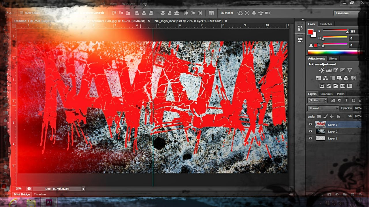 Download How to Make Mixtape Covers in Photoshop CS6