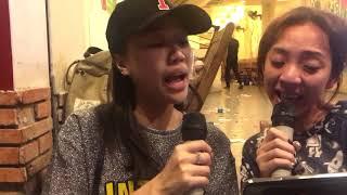 Thu Trang, Diệu Nhi thi nhau hát