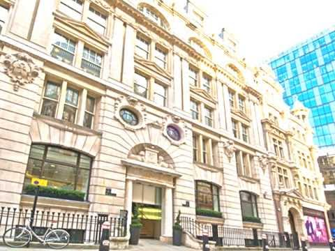 City of London EC2 office space for rent - Serviced offices at New Broad Street, London