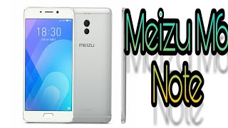 Meizu M6 Note 2018  Meizu M6 Note Review MEIZU M6 Note Full review