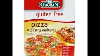Orgran Gluten Free Pizza And Pastry Multimix Review