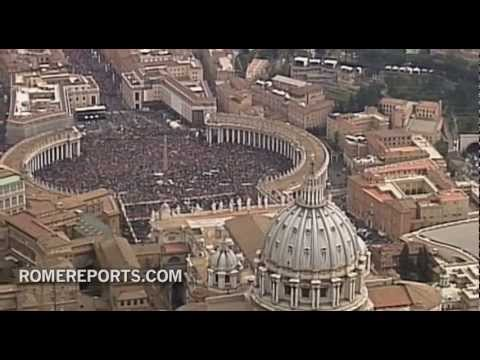 Vatican City, the smallest country in the world