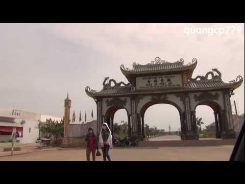 Quan Âm Phật Đài -Mẹ Nam Hải - Bạc Liêu