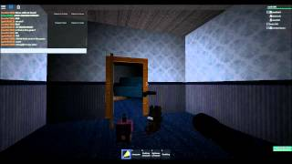 ROBLOX Five Nights At Freddys RP - Episode 4 - FNAF4 Indoor/Outdoor Hide And Seek Part 1!