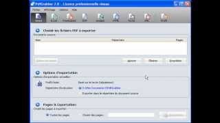 تحويل PDF إلى Word باللغة العربية بواسطة PdfGrabber