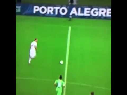 Benedikt Howedes against Algeria #worldcup