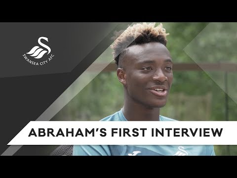 Swans TV - Abraham's first interview