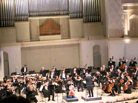J.Brahms - Concerto for Violin and Cello, op.102 - Ivan Pochekin - Alexander Knyazev