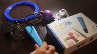 Інструкція до 3D-ручці: як включити і як користуватися