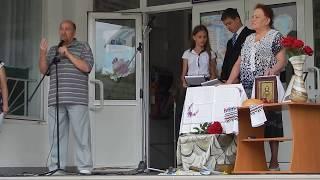"""""""Ворогові тут зась!"""", - директор школи №1 М. Матіюк (відео """"Корабелів.Інфо"""")"""