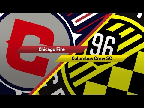 HIGHLIGHTS | Chicago Fire 1 - 0 Columbus Crew SC