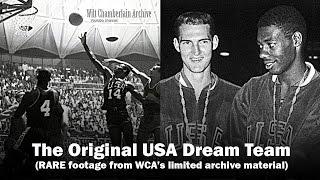 WCA's 1960 Olympic USA Basketball Footage (The Original/All-Amateur Dream Team)