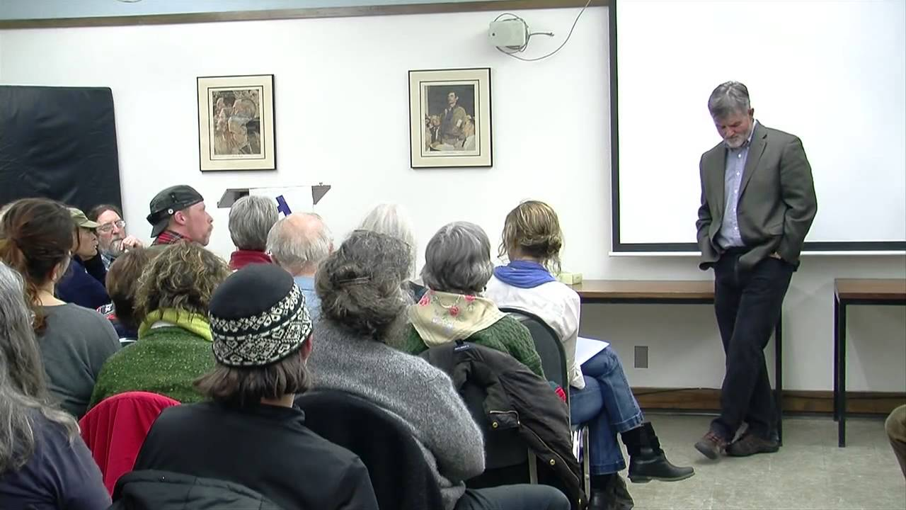 Robert Whitaker: Anatomy of an Epidemic - Lecture in Brattleboro, VT ...