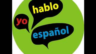 Learning Spanish - audio lessons 31-33