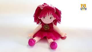 ''Мульти-Пульти''. М'яка іграшка ''Лялька'', вірші А. Барто (256959)