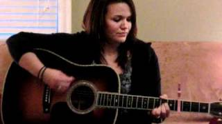 Cowboy Take Me Away by Dixie Chicks (cover)- Cassidy Lynn