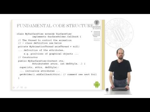 Animations with SurfaceView in Android | 8/12 | UPV - YouTube