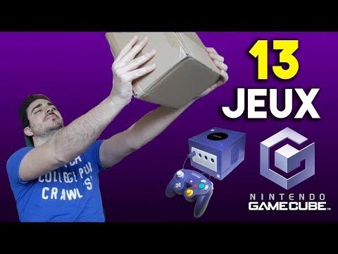 13 NOUVEAUX JEUX GAMECUBE POUR PRESQUE TERMINER LA COLLECTION!