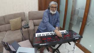 Yeh Zameen Gaa Rahi Hai Instrumental Kuddus Noorani