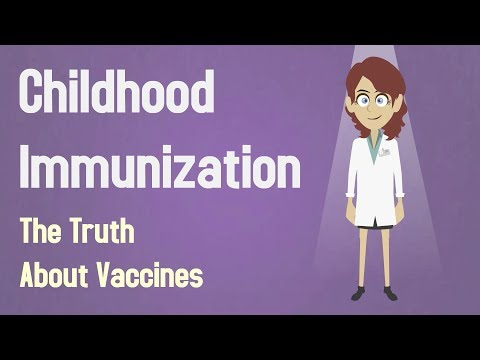 Childhood Immunization - The Truth About Vaccines