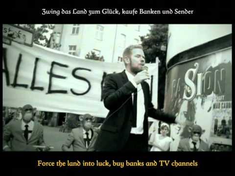Peter Fox: Alles Neu (Subtitled)