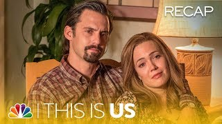 Season 3: What's Happened So Far - This Is Us (Recap)