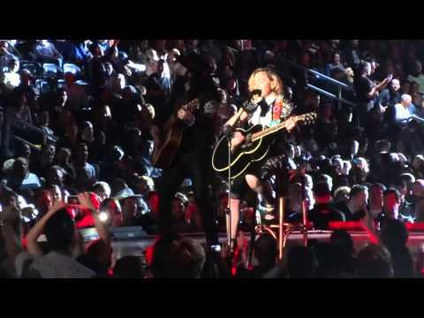 Madonna  Secret  Rebel Heart Tour  Atlanta 012016