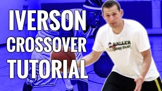 How to crossover like allen iverson basketball tutorial