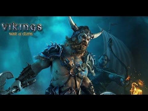Vikings War of Clans подарок