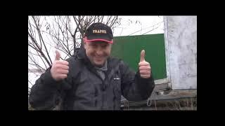 18 декабря 2012 На рыбалке-Ловля плотвы п.Мысовка