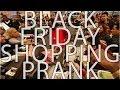 BLACK FRIDAY SHOPPING PRANK 2013 title=BLACK FRIDAY SHOPPING PRANK 2013
