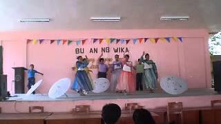 This Is A Folk Dance On A School Named Kapitan Jose Cardones Memori...