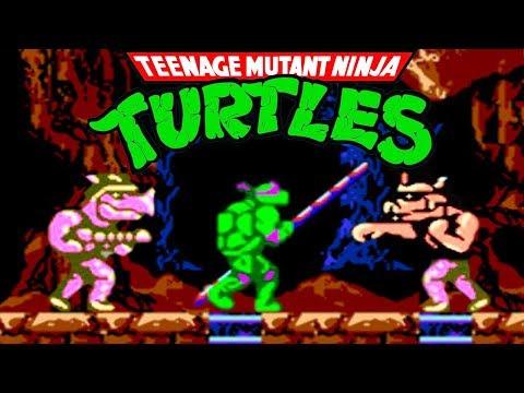 Клип Черепашки Ниндзя - Teenage Mutant Ninja Turtles